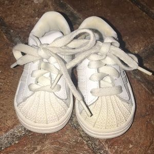 Babies First Classic Shell Toe Adidas - US Kids 4